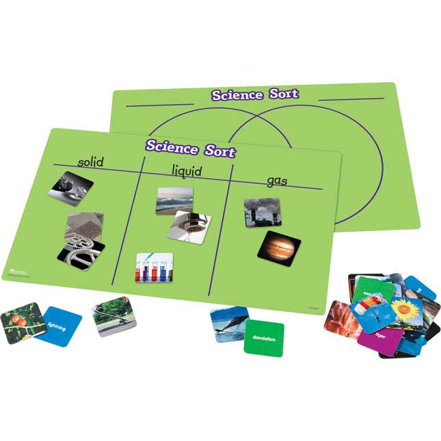 Science Sort Activity Set