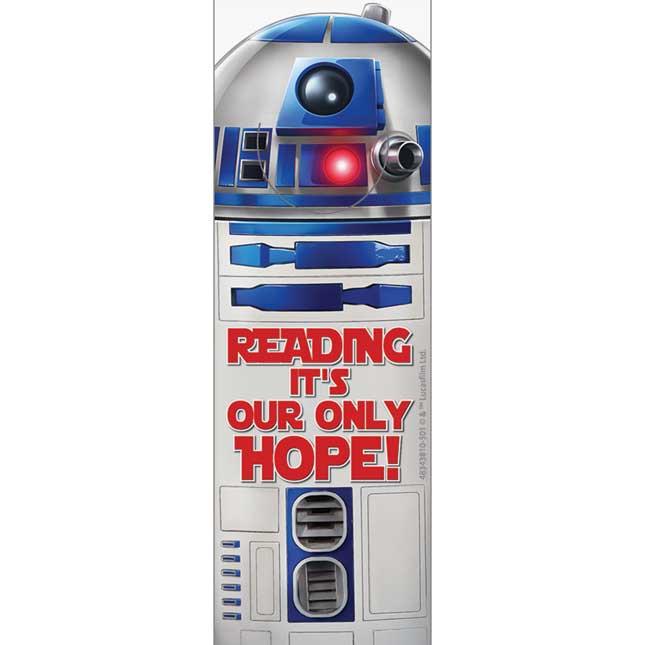 Star Wars™ R2-D2 Bookmarks
