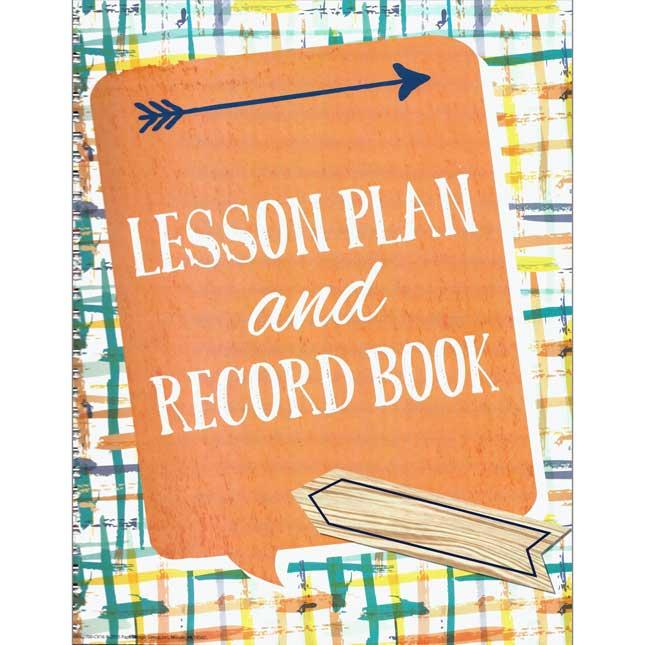 Confetti Splash Lesson Plan And Record Book