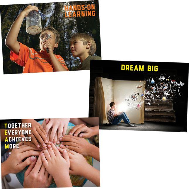 Inspire U Growth Mindset Posters - Set 2