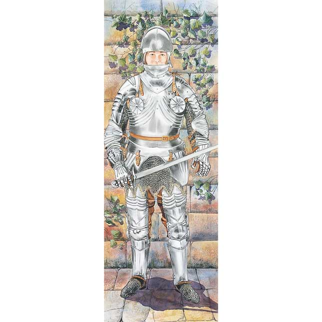 Medieval Knight Colossal Poster