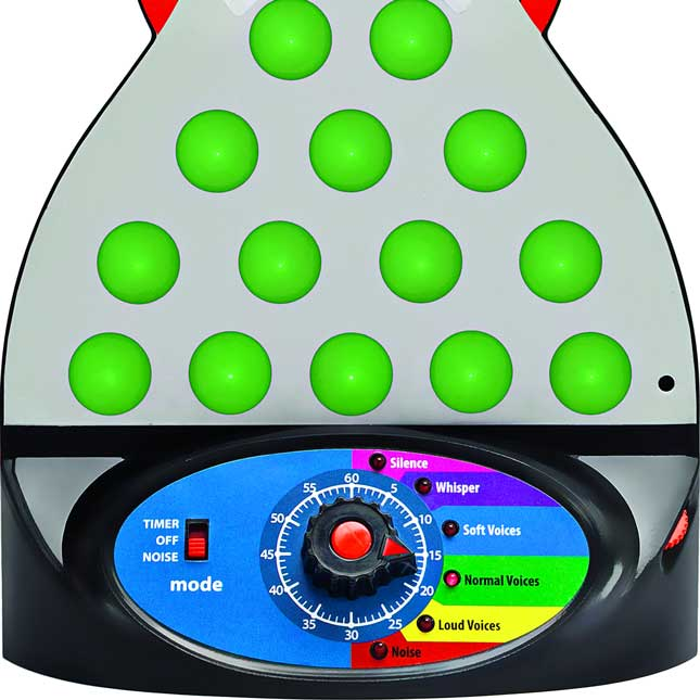 Classroom Timer/Noise Meter