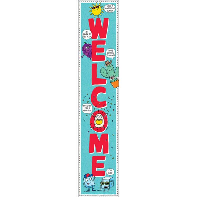 So Much Pun! Welcome Banner