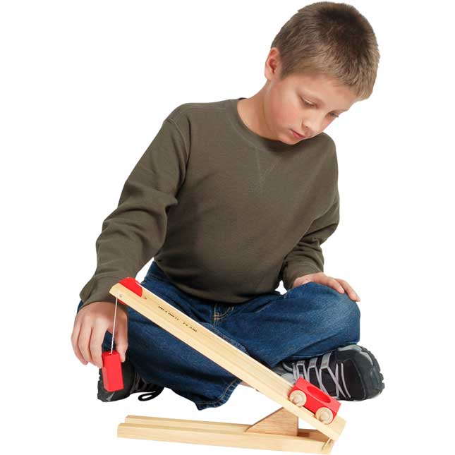 Inclined Plane Student Model