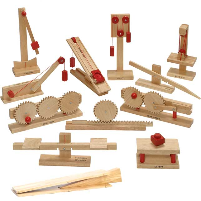 Simple Machines Classroom Set