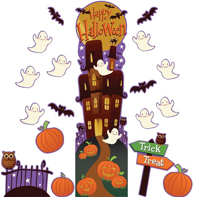 Halloween All-in-One DÉcor Kit