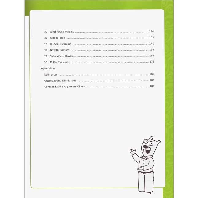 Engineer Through The Year Book - Grades 3-5