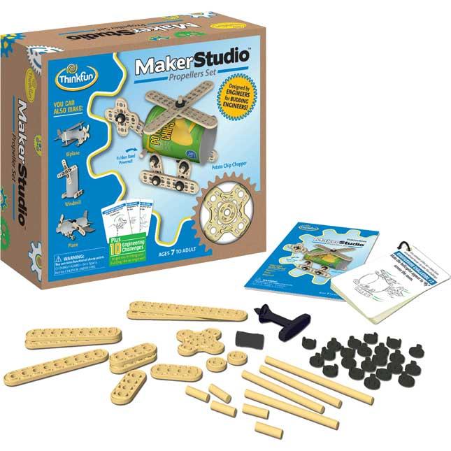 Maker Studio™ Propellers Set