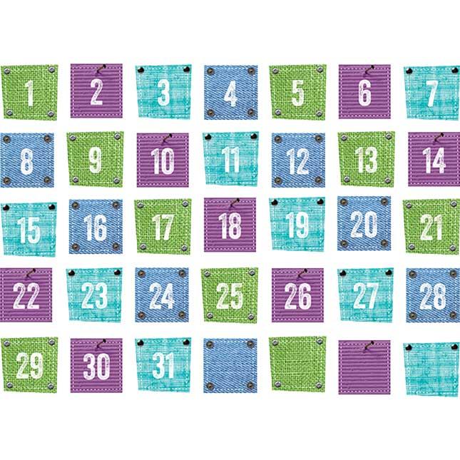 Upcycle Calendar Days