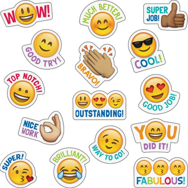 Emoji Rewards Stickers - 75 stickers