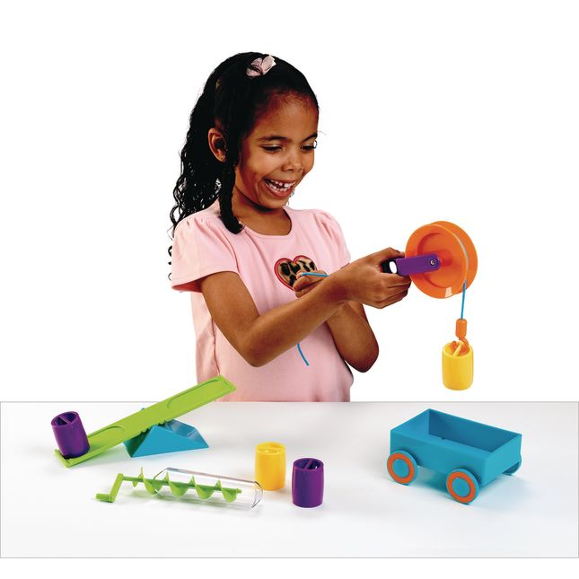 STEM Simple Machines Activity Set