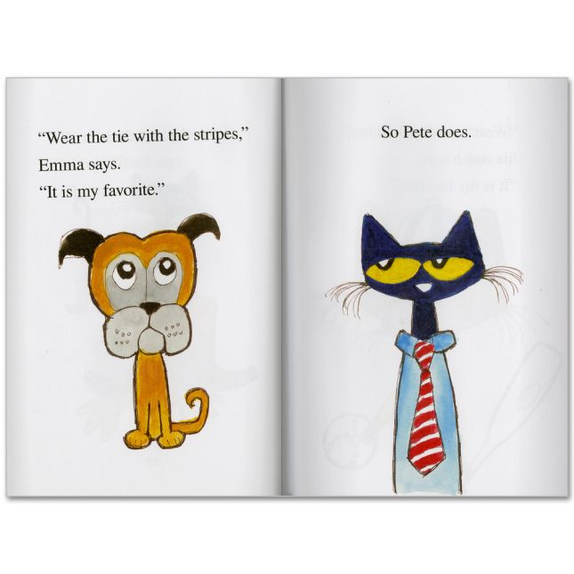 Pete The Cat® My First Readers 6-Book Set