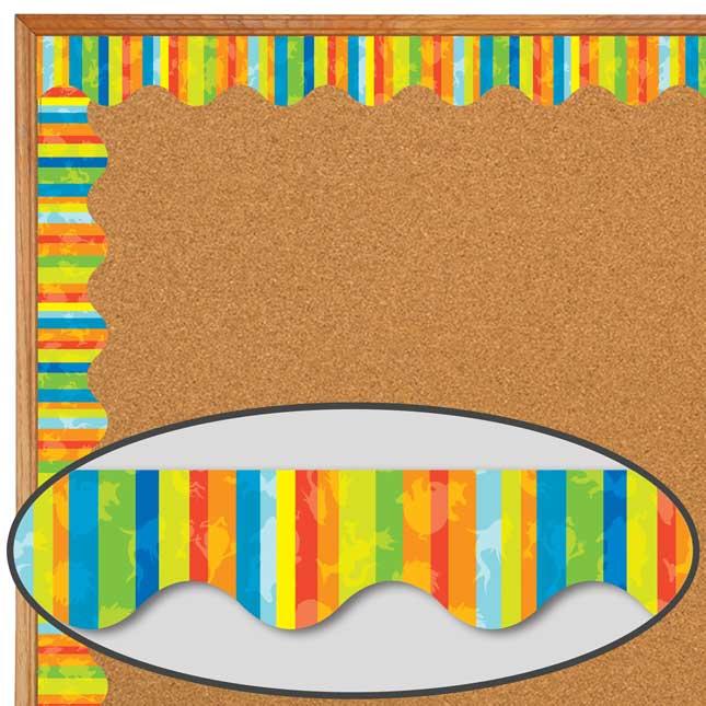 Spot On Seuss™ Fashion Stripes Deco Trim
