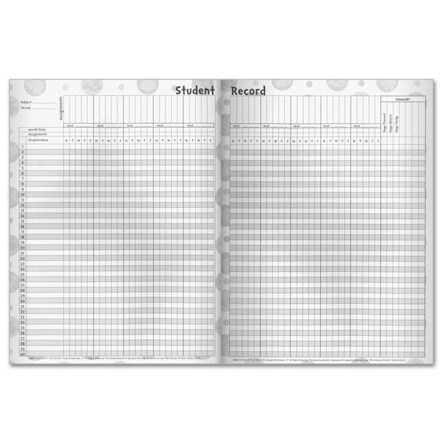 Spot On Seuss™ Lesson Plan Book