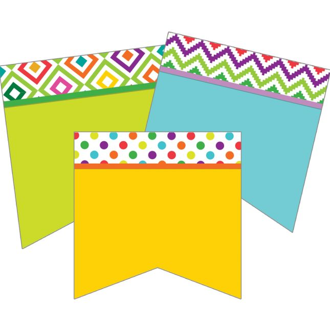 A Sharp Bunch Classroom Decor Kit - multi-item kit