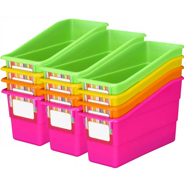 Tropical Punch Durable Book And Binder Holders