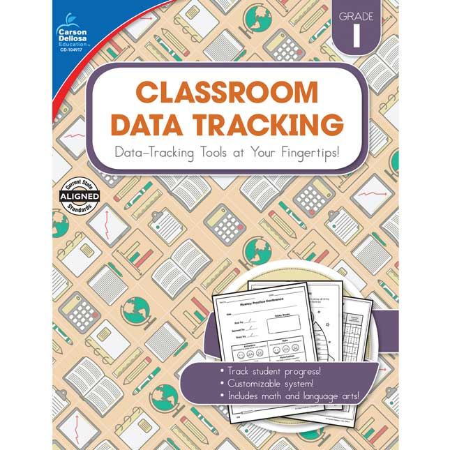 Classroom Data Tracking Book