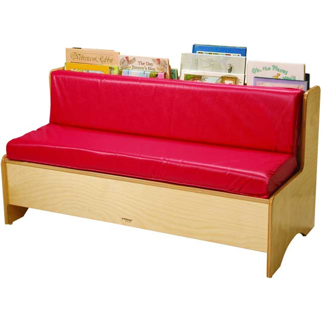 Comfy Reading Couch