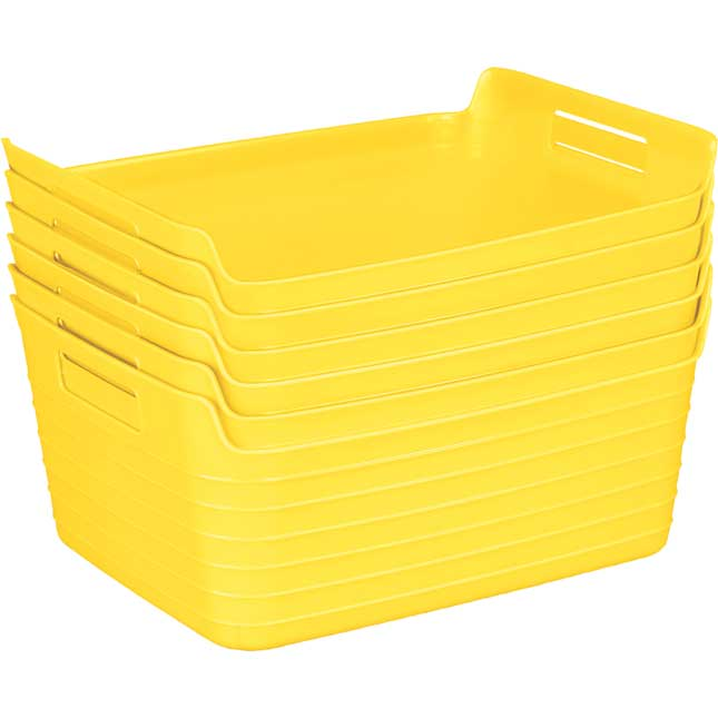 Large Bendi-Bins With Handles