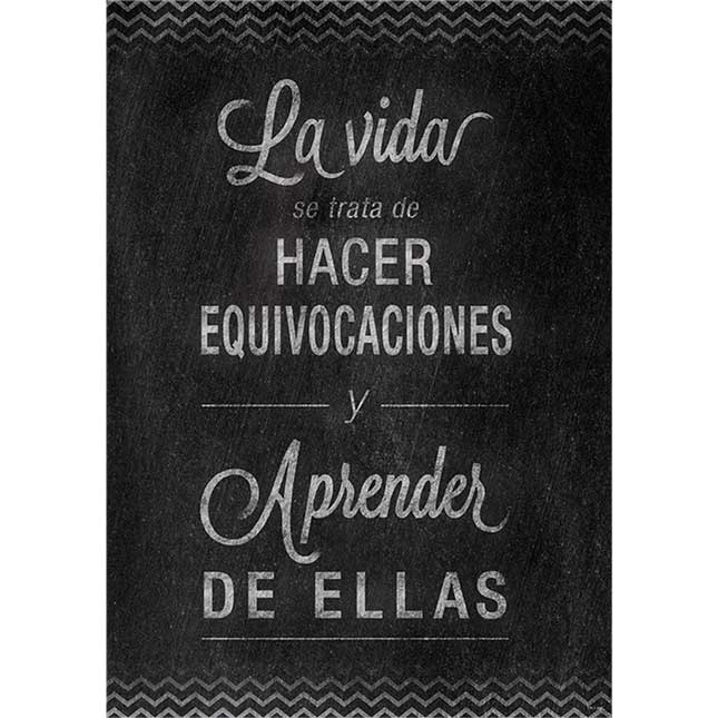 Chalk It Up! Spanish Inspire U Poster 3-Pack