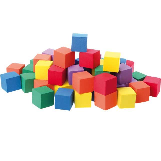 Foam Cubes