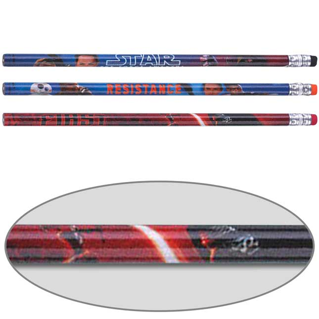 Star Wars The Force Awakens™ Pencils 12-Pack