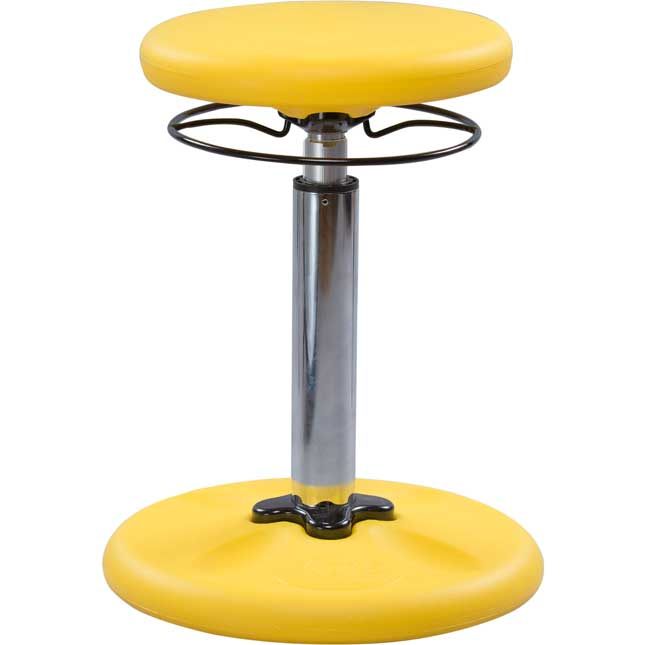 Adjustable Seat Height Kore Wobble Chair™