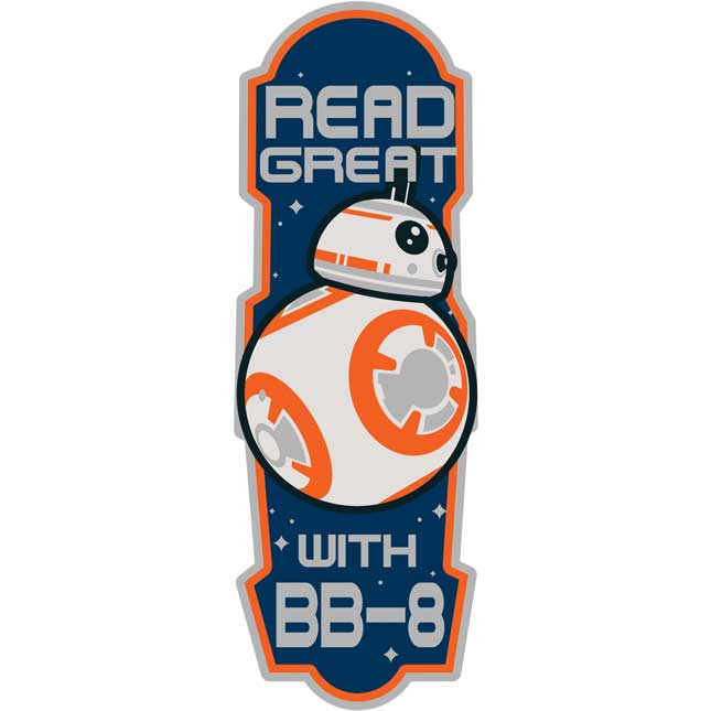 Star Wars™ BB-8 Droid Bookmarks