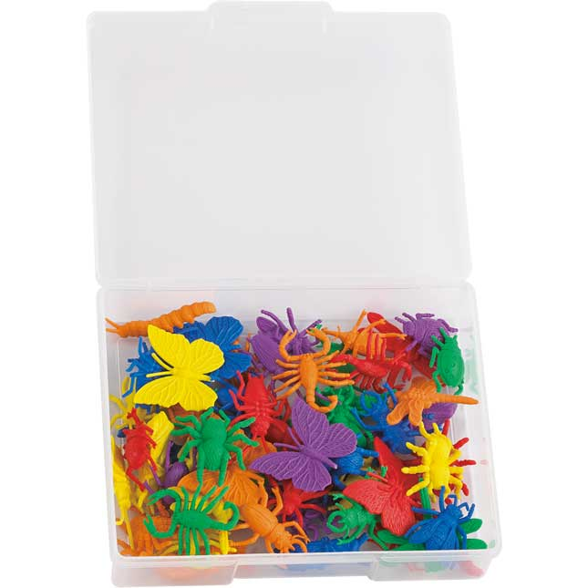 Floral Sorting Tray With Bug Counters