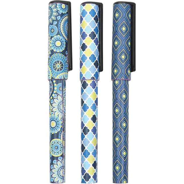 Blue Harmony Teacher Pen Set