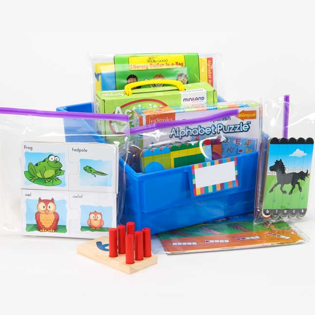 Educational Games For 4-Year-Olds - Deluxe Kit