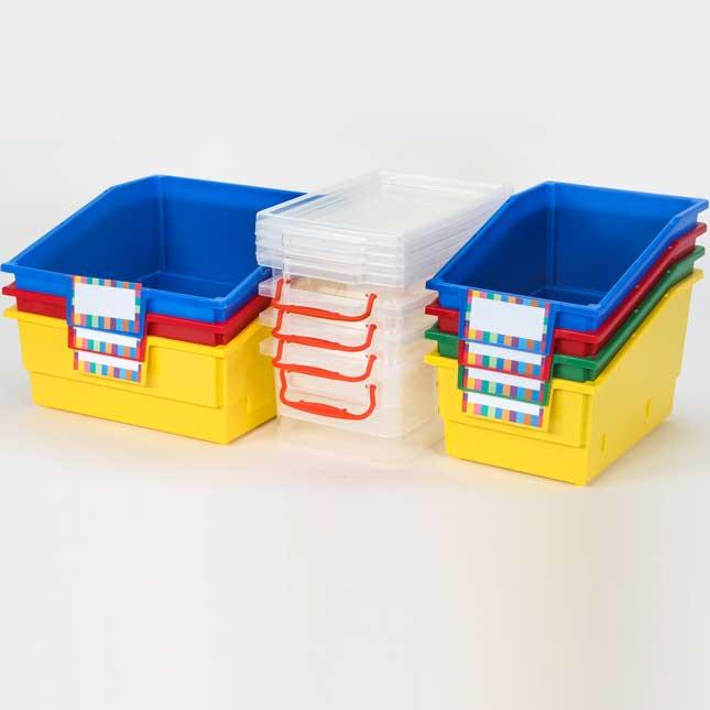 Toy Storage - 11 Bin Kit