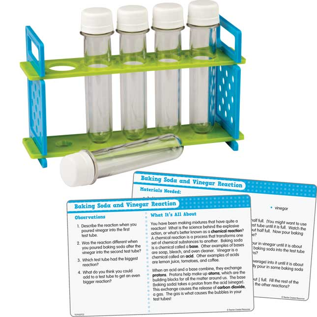 Test Tube Investigation Kit