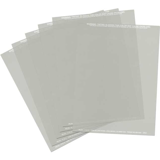 Irlen Overlays - Single-Color Set Of 6