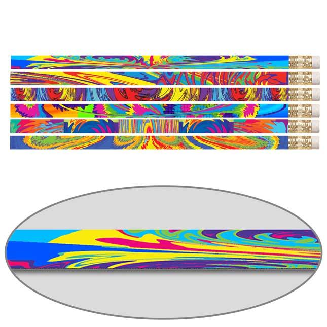 Shocking Shapes Pencils
