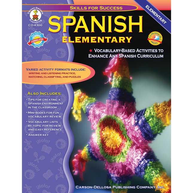 Spanish Language Skills For Success Resource Book
