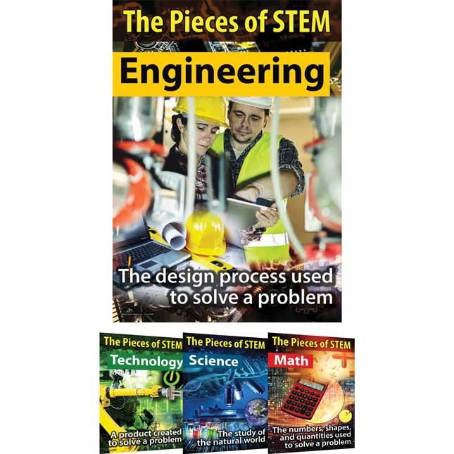 STEM Bulletin Board Set