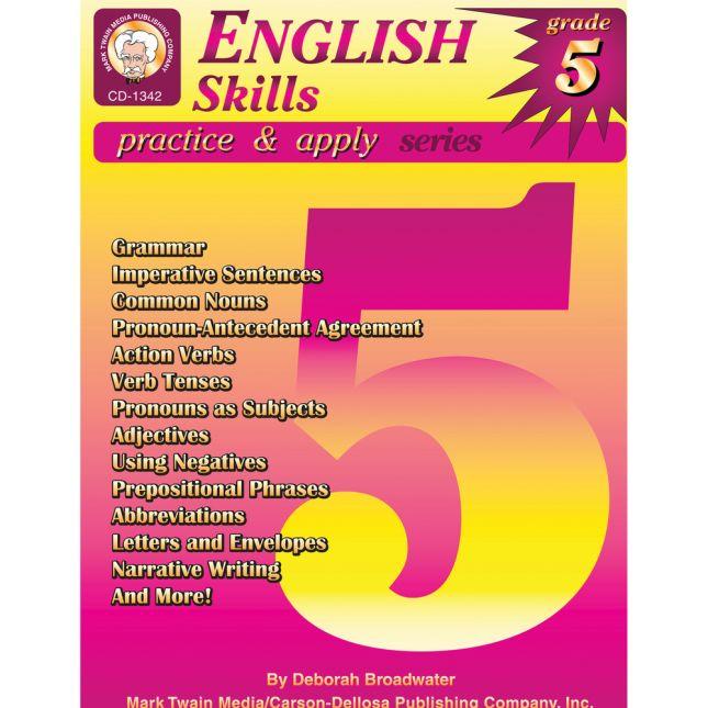 English Skills Resource Book - 1 book