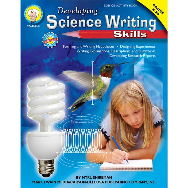 Developing Science Writing Skills Resource Book