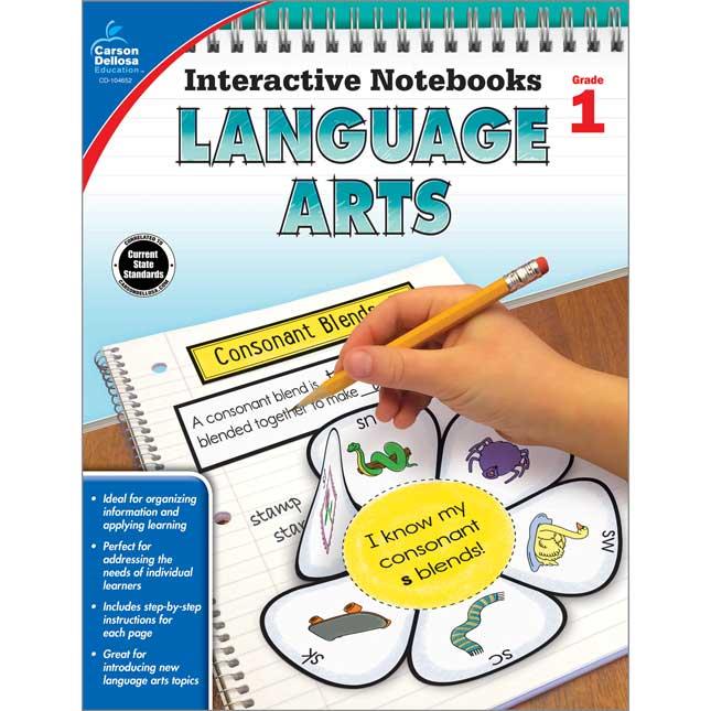 Interactive Notebooks: Language Arts