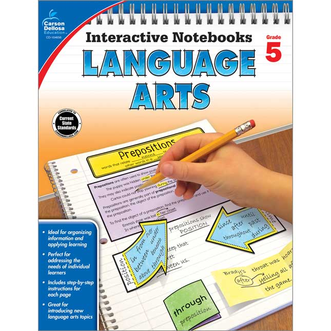 Interactive Notebooks: Language Arts