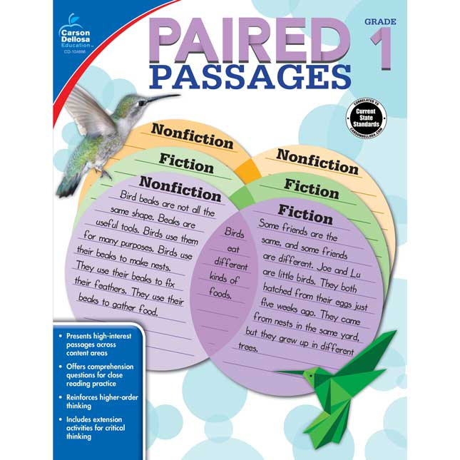 Paired Passages Workbook