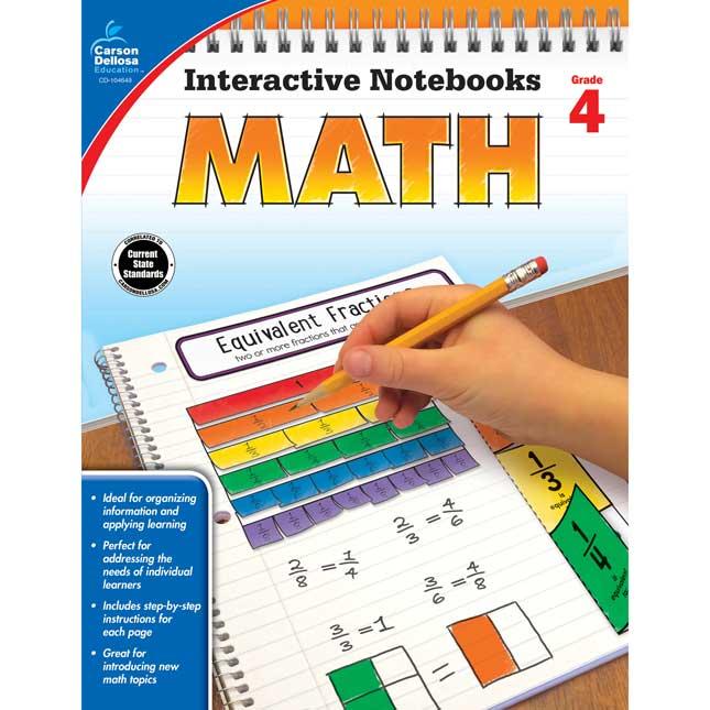 Interactive Notebooks: Math