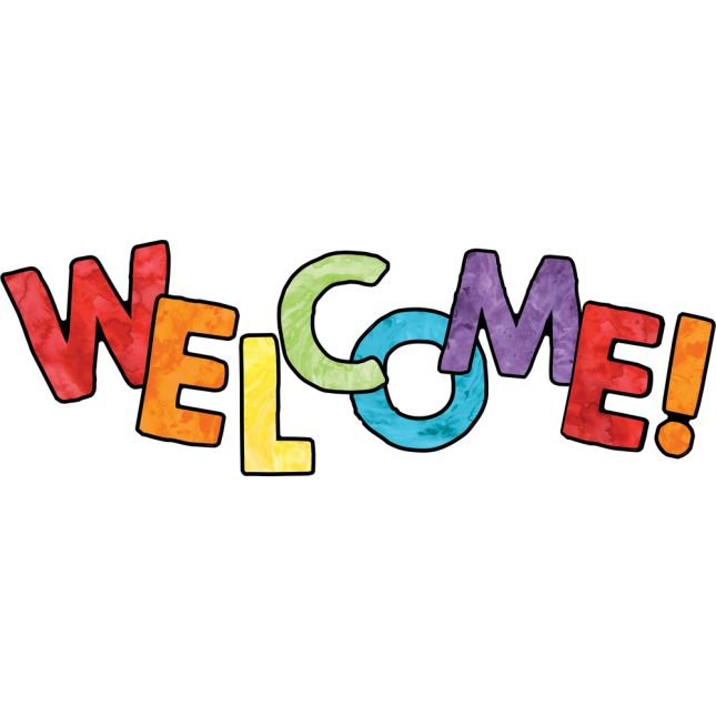 Celebrate Learning Welcome Bulletin Board Set