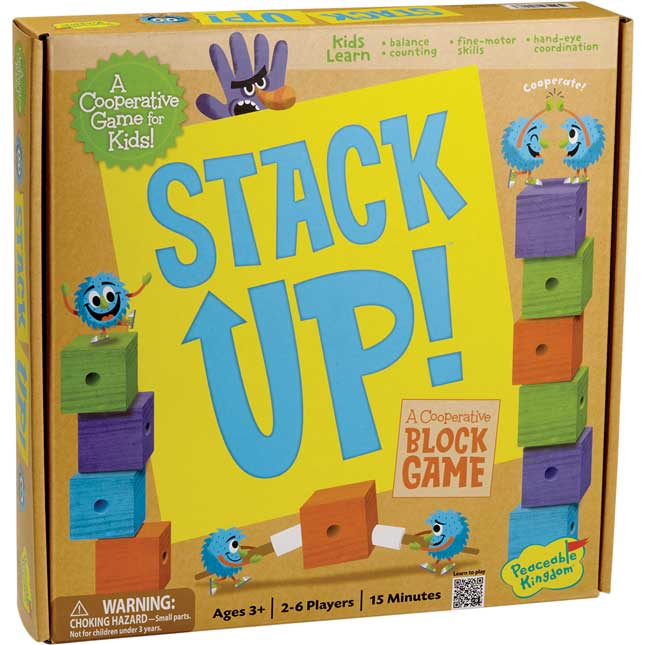 Stack Up! - 1 game