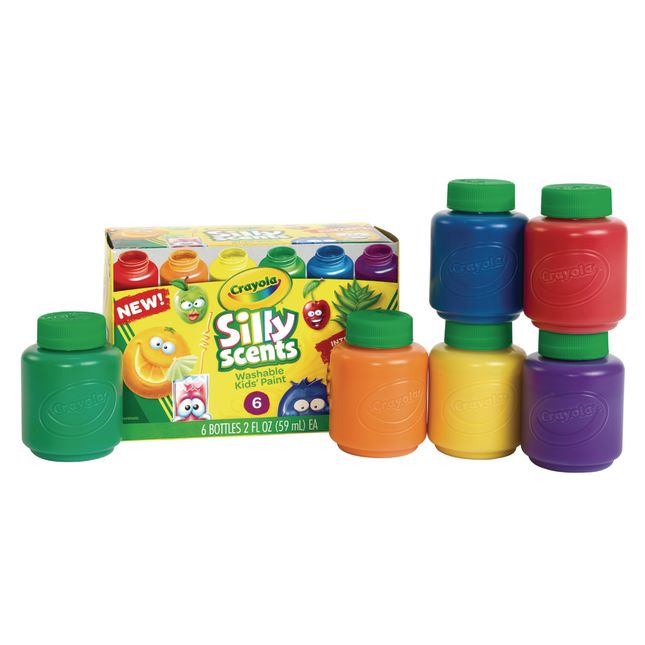 Silly Scents 2 oz. Washable Kids' Paint