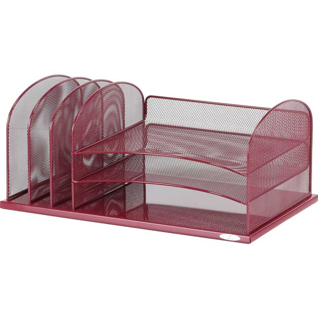 Onyx™ Organizer - 3 Horizontal/3 Upright Sections