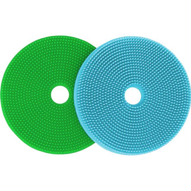 Spike Fij-its™ - Green/Aqua 2-Pack