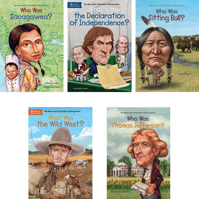 Who Are, Who Was, Where Is, What Was In Early American History