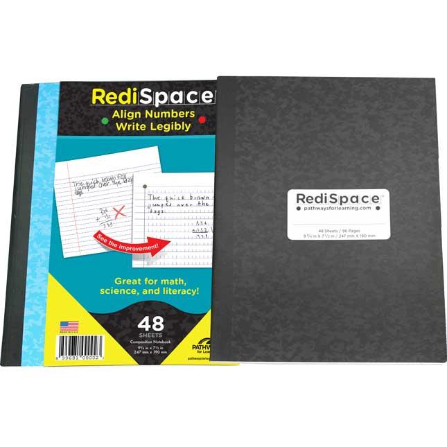 RediSpace® Composition Book